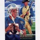 1995 Fleer Football Pro-Vision #4 Drew Bledsoe - New England Patriots NM-M