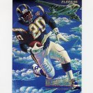 1995 Fleer Football Pro-Vision #1 Natrone Means - San Diego Chargers