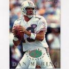 1995 Fleer Football TD Sensations #02 Dan Marino - Miami Dolphins
