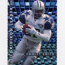 1995 Fleer Football Gridiron Leaders #07 Emmitt Smith - Dallas Cowboys