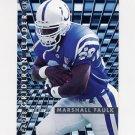 1995 Fleer Football Gridiron Leaders #03 Marshall Faulk - Indianapolis Colts