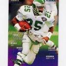 1995 Fleer Football #304 Charlie Garner - Philadelphia Eagles