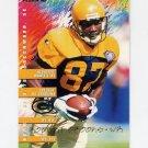 1995 Fleer Football #133 Robert Brooks - Green Bay Packers