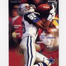 1995 Fleer Football #092 Michael Irvin - Dallas Cowboys