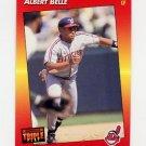 1992 Donruss Triple Play Baseball #103 Albert Belle - Cleveland Indians