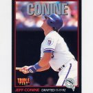 1993 Donruss Triple Play Baseball #093 Jeff Conine - Florida Marlins