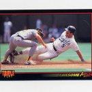 1993 Donruss Triple Play Baseball #064 George Brett AA - Kansas City Royals Ex