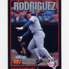 1993 Donruss Triple Play Baseball #016 Ivan Rodriguez - Texas Rangers