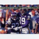 1995 Upper Deck Football Special Edition Gold #SE49 James Harris - Minnesota Vikings