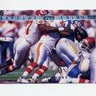 1995 Upper Deck Football Special Edition #SE46 Kansas City Chiefs Defense