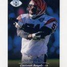 1995 Upper Deck Football Electric Silver #274 Steve Tovar - Cincinnati Bengals