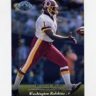 1995 Upper Deck Football Electric Silver #259 Reggie Roby - Washington Redskins
