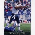 1995 Upper Deck Football Electric Silver #253 Junior Seau - San Diego Chargers