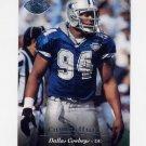 1995 Upper Deck Football Electric Silver #060 Charles Haley - Dallas Cowboys