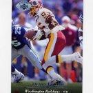 1995 Upper Deck Football Electric Silver #035 Henry Ellard - Washington Redskins
