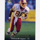 1995 Upper Deck Football #287 Desmond Howard - Jacksonville Jaguars