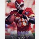 1995 Upper Deck Football #279 Kimble Anders - Kansas City Chiefs