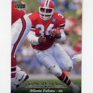 1995 Upper Deck Football #238 Craig Heyward - Atlanta Falcons