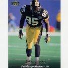 1995 Upper Deck Football #221 Greg Lloyd - Pittsburgh Steelers
