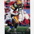 1995 Upper Deck Football #207 LeShon Johnson - Green Bay Packers