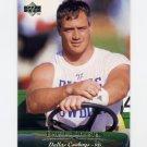 1995 Upper Deck Football #144 Daryl Johnston - Dallas Cowboys