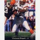 1995 Upper Deck Football #134 Dan Wilkinson - Cincinnati Bengals