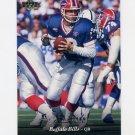 1995 Upper Deck Football #129 Jim Kelly - Buffalo Bills