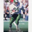 1995 Upper Deck Football #118 Herschel Walker - New York Giants