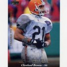 1995 Upper Deck Football #107 Eric Metcalf - Atlanta Falcons