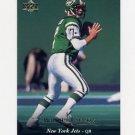 1995 Upper Deck Football #105 Boomer Esiason - New York Jets