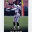 1995 Upper Deck Football #098 Bert Emanuel - Atlanta Falcons