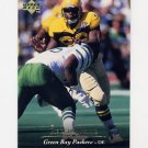 1995 Upper Deck Football #095 Reggie White - Green Bay Packers