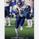1995 Upper Deck Football #085 Mark Seay - San Diego Chargers