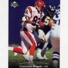 1995 Upper Deck Football #078 Darnay Scott - Cincinnati Bengals