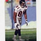 1995 Upper Deck Football #070 Terance Mathis - Atlanta Falcons