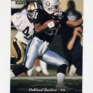 1995 Upper Deck Football #056 Tim Brown - Oakland Raiders