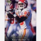 1995 Upper Deck Football #055 Lake Dawson - Kansas City Chiefs