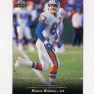 1995 Upper Deck Football #054 Anthony Miller - Denver Broncos