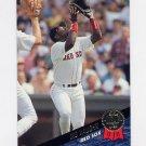 1993 Leaf Baseball #432 Mo Vaughn - Boston Red Sox