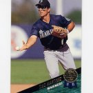 1993 Leaf Baseball #406 Tino Martinez - Seattle Mariners