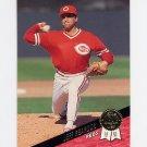 1993 Leaf Baseball #389 Jeff Reardon - Cincinnati Reds