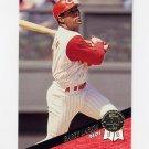 1993 Leaf Baseball #311 Barry Larkin - Cincinnati Reds