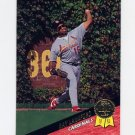 1993 Leaf Baseball #297 Ray Lankford - St. Louis Cardinals