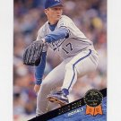 1993 Leaf Baseball #250 David Cone - Kansas City Royals