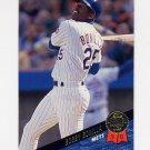 1993 Leaf Baseball #236 Bobby Bonilla - New York Mets