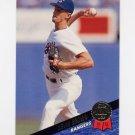 1993 Leaf Baseball #202 Kevin Brown - Texas Rangers