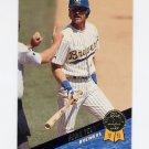 1993 Leaf Baseball #188 Robin Yount - Milwaukee Brewers