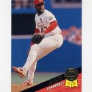 1993 Leaf Baseball #154 Lee Smith - St. Louis Cardinals
