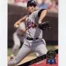 1993 Leaf Baseball #104 John Smoltz - Atlanta Braves