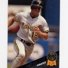 1993 Leaf Baseball #079 Andy Van Slyke - Pittsburgh Pirates NM-M